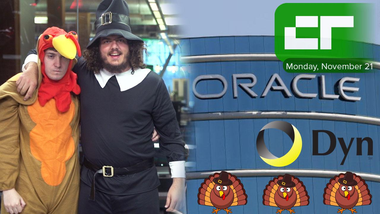 Oracle Acquires Dyn   Crunch Report