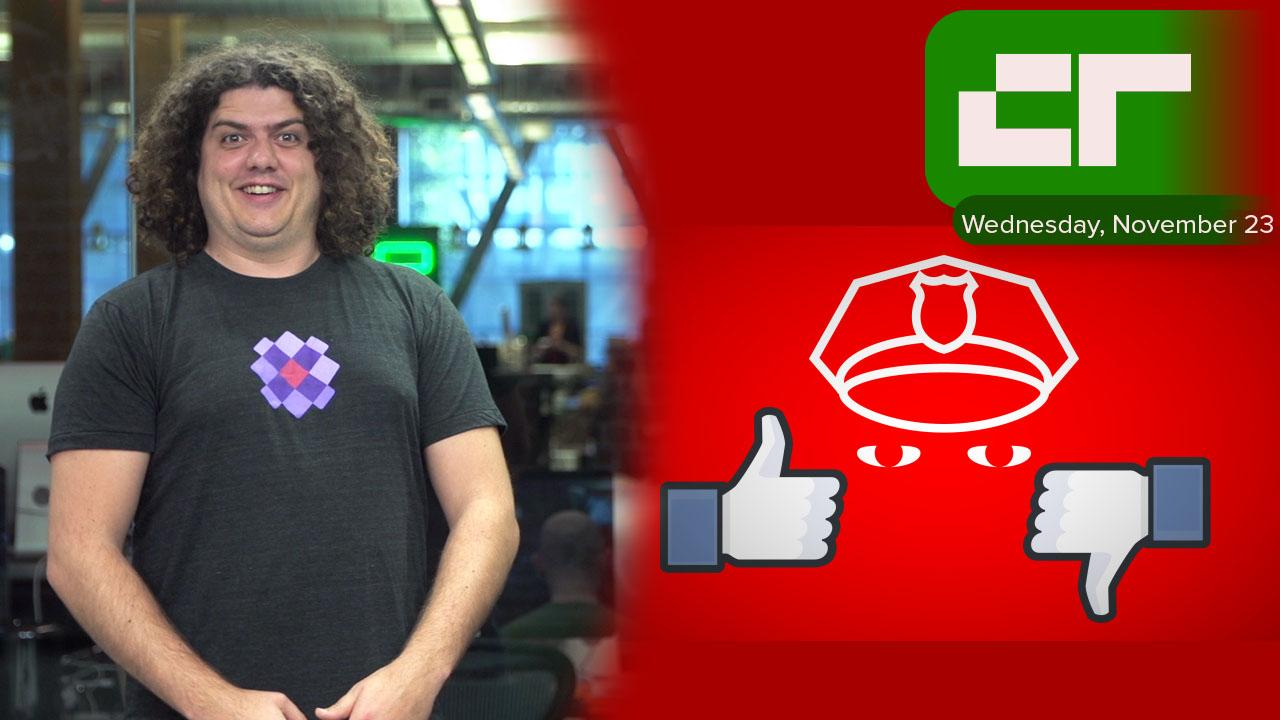 Facebook Builds a Censorship Tool   Crunch Report