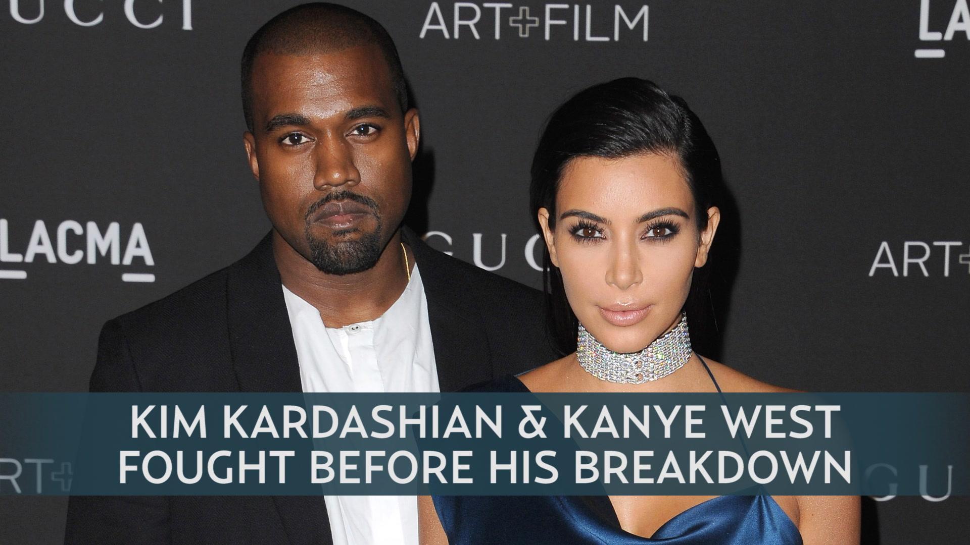 Kim Kardashian Kanye West Before Hookup