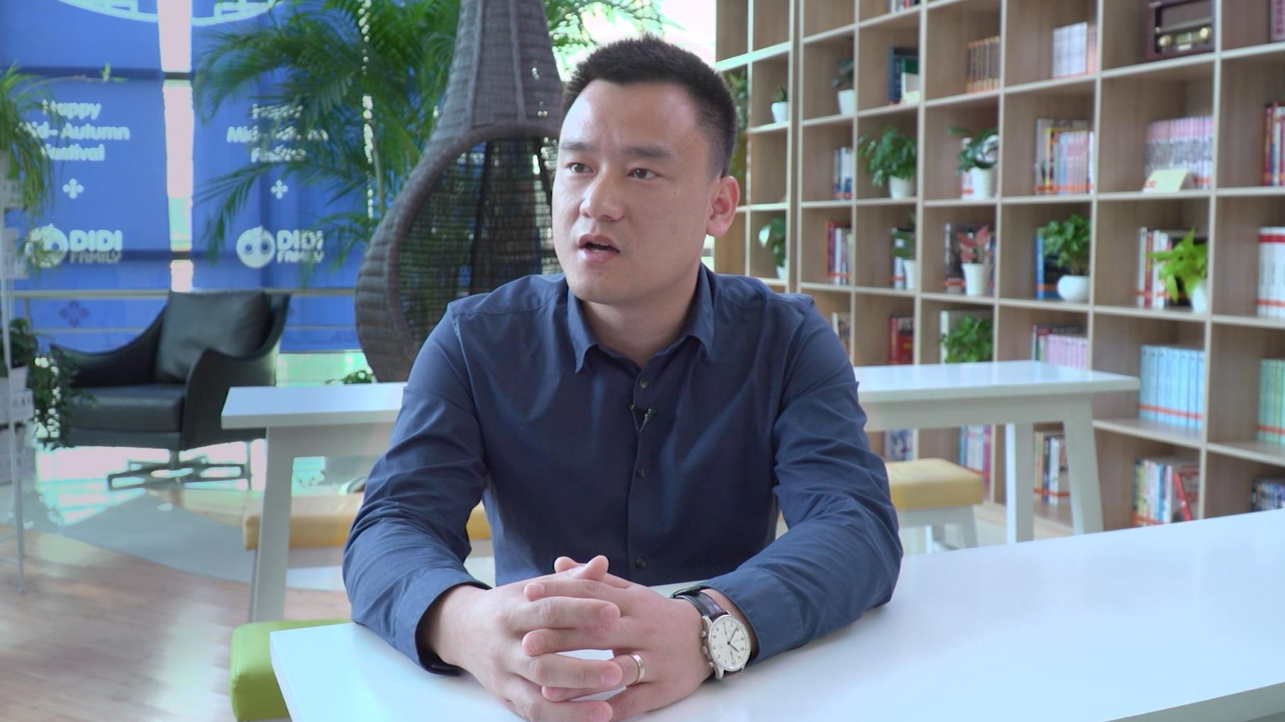 Didi's Chief Technical Officer explains why it has the data advantage
