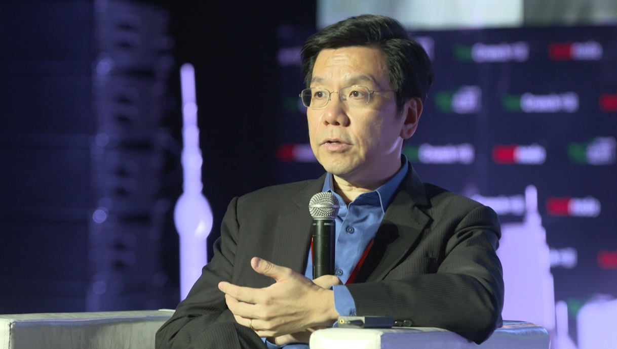 Renowned Chinese investor Kaifu Lee discusses his new $675M fund
