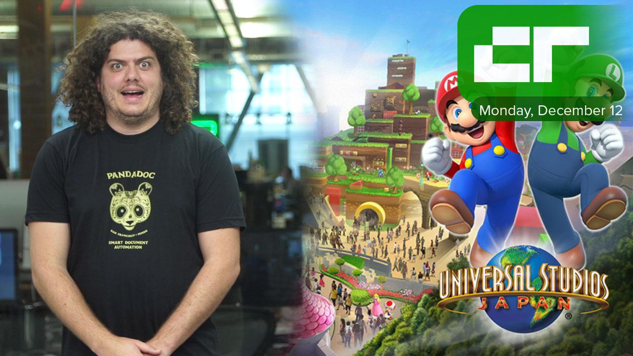 Super Nintendo World Theme Park | Crunch Report