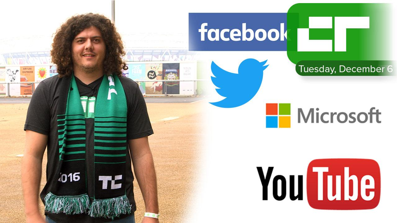 Social Media Companies Cooperate to fight Terrorism | Crunch Report