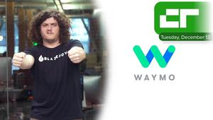 Google Spins Out Waymo, A Self-Driving Car Company | Crunch Report