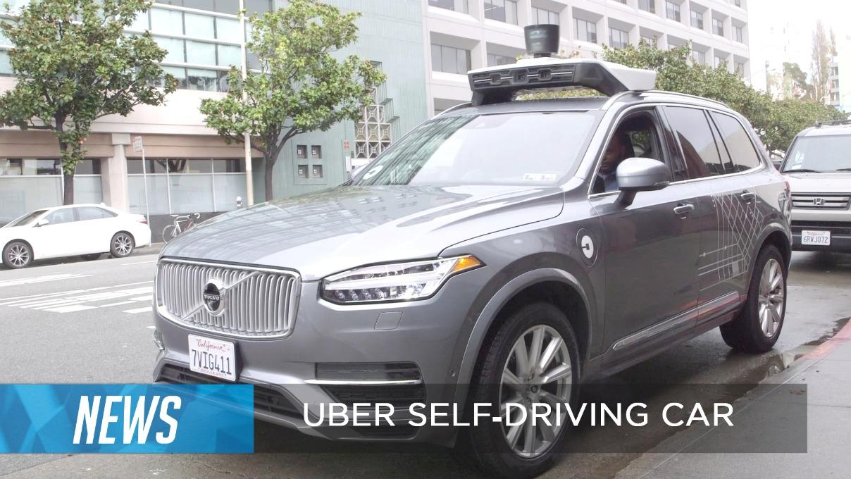 These Volvo Suvs Could Be Your Uber Ais In San Francisco