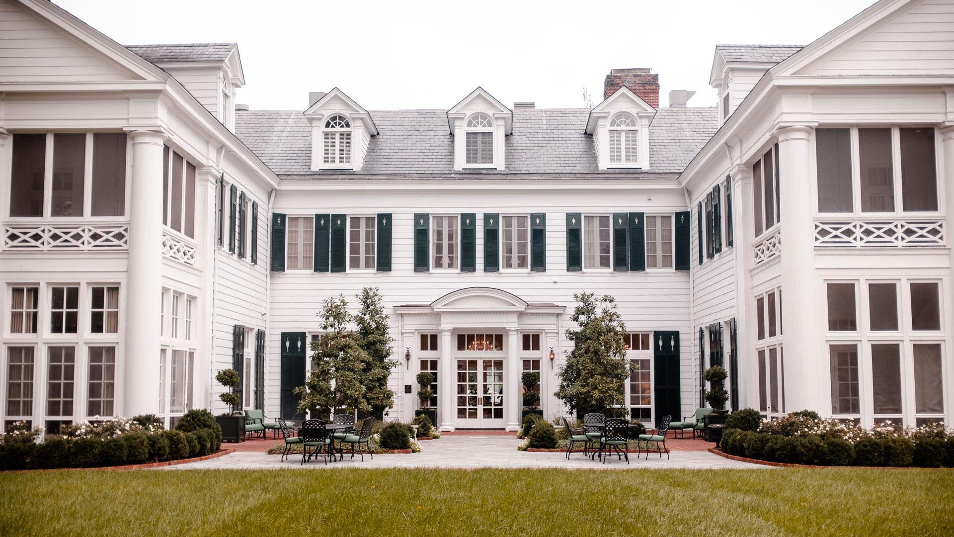 The South's Most Beautiful Estates