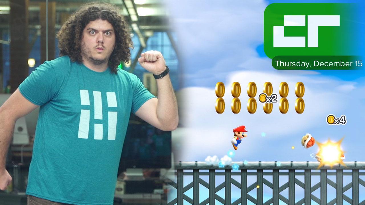 Super Mario Run Hits the App Store | Crunch Report