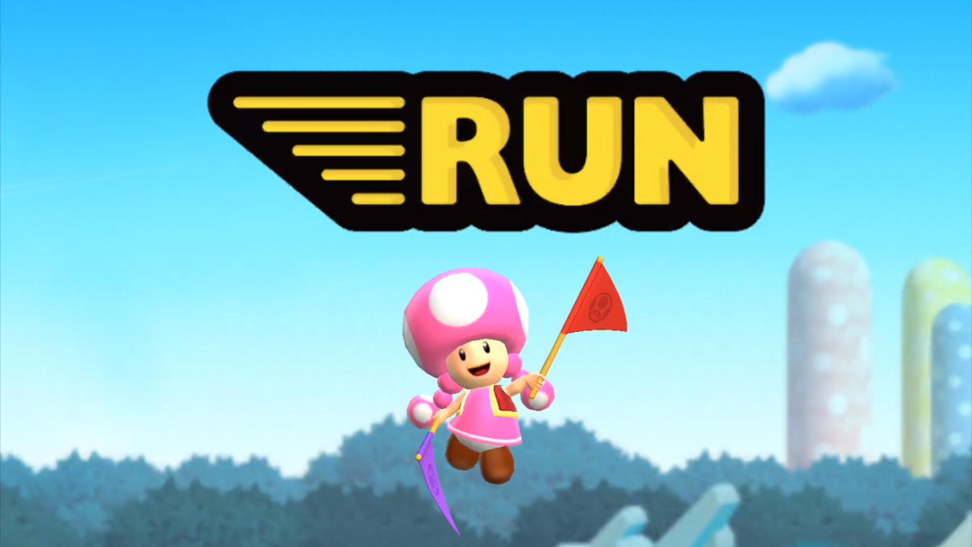 Super Mario Run is available to play