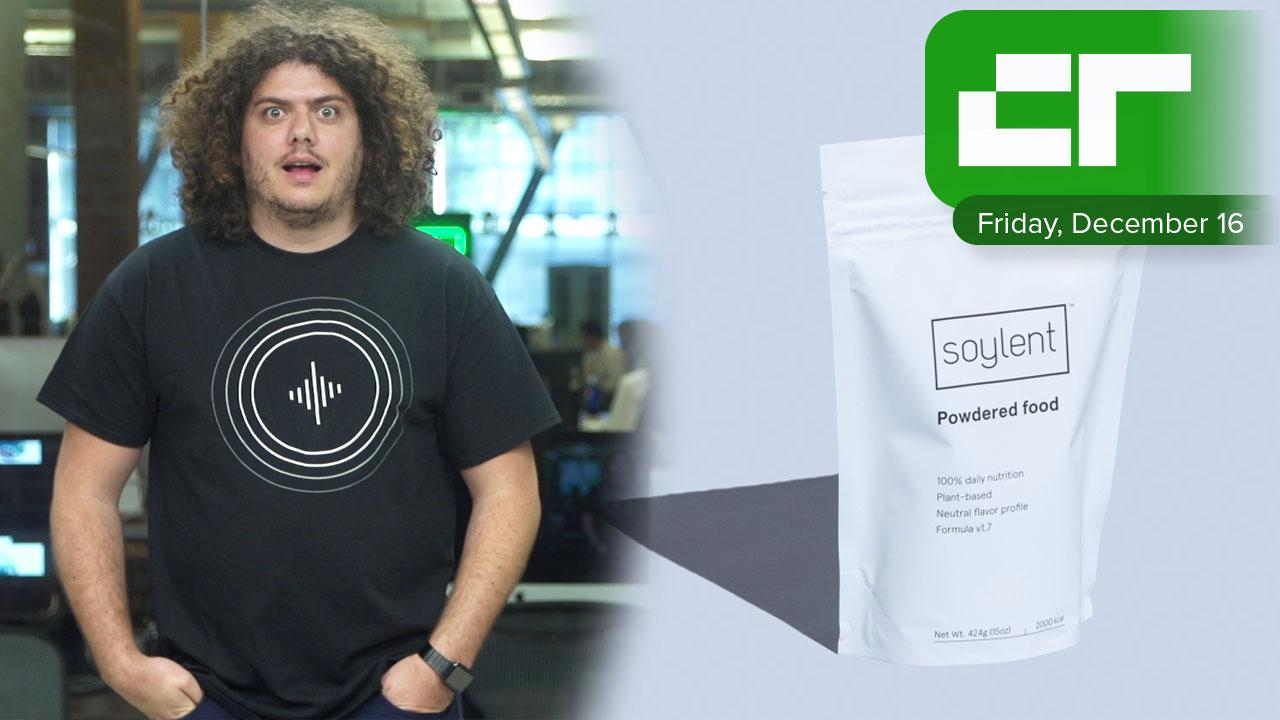 Soylent Is Back | Crunch Report