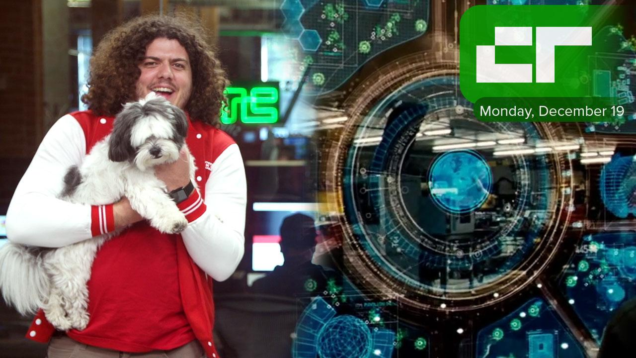 Zuckerberg Gets One Step Closer to Jarvis | Crunch Report