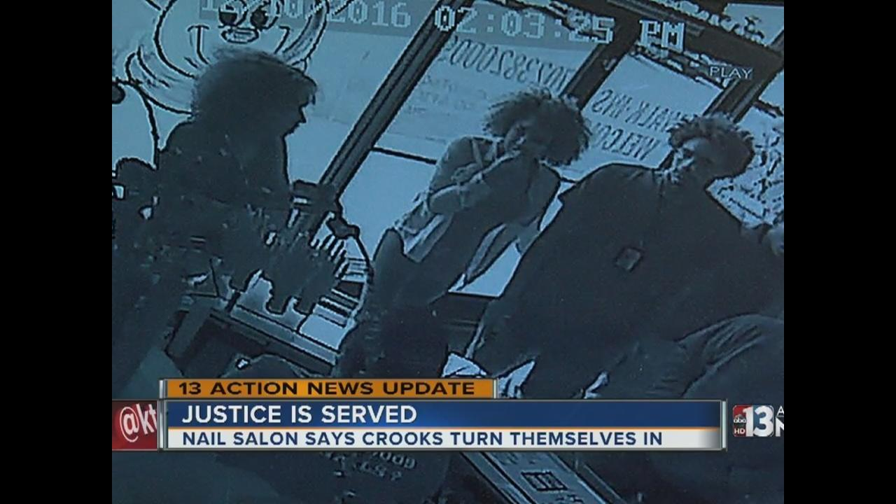 UPDATE: Nail salon owner says teens turned themselves in after ...