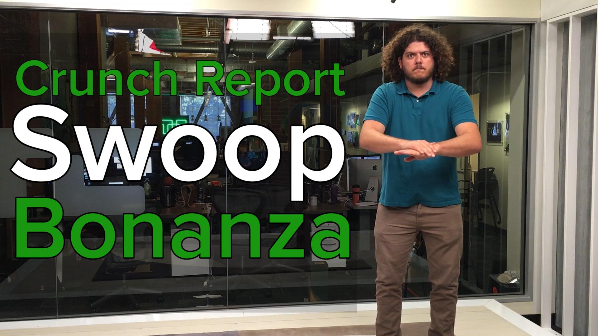 Happy New Year from Crunch Report!