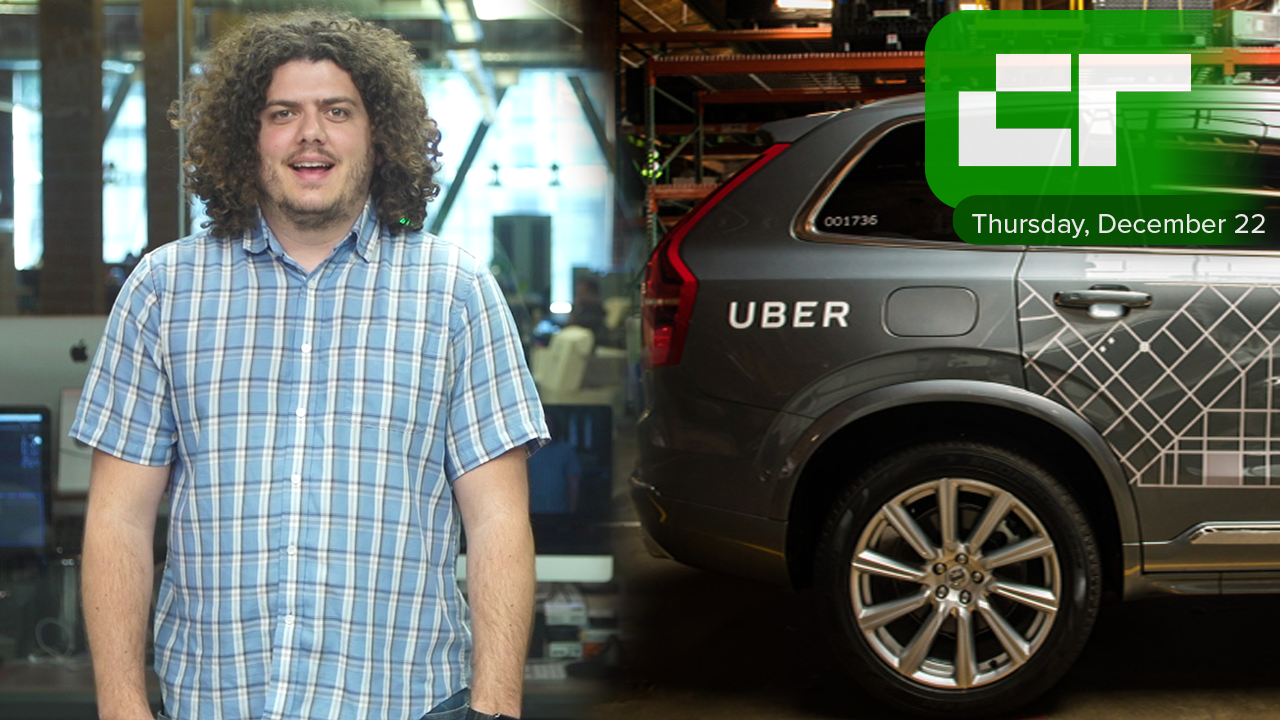 Uber Ordered to Stop Self-Driving Pilot in SF | Crunch Report