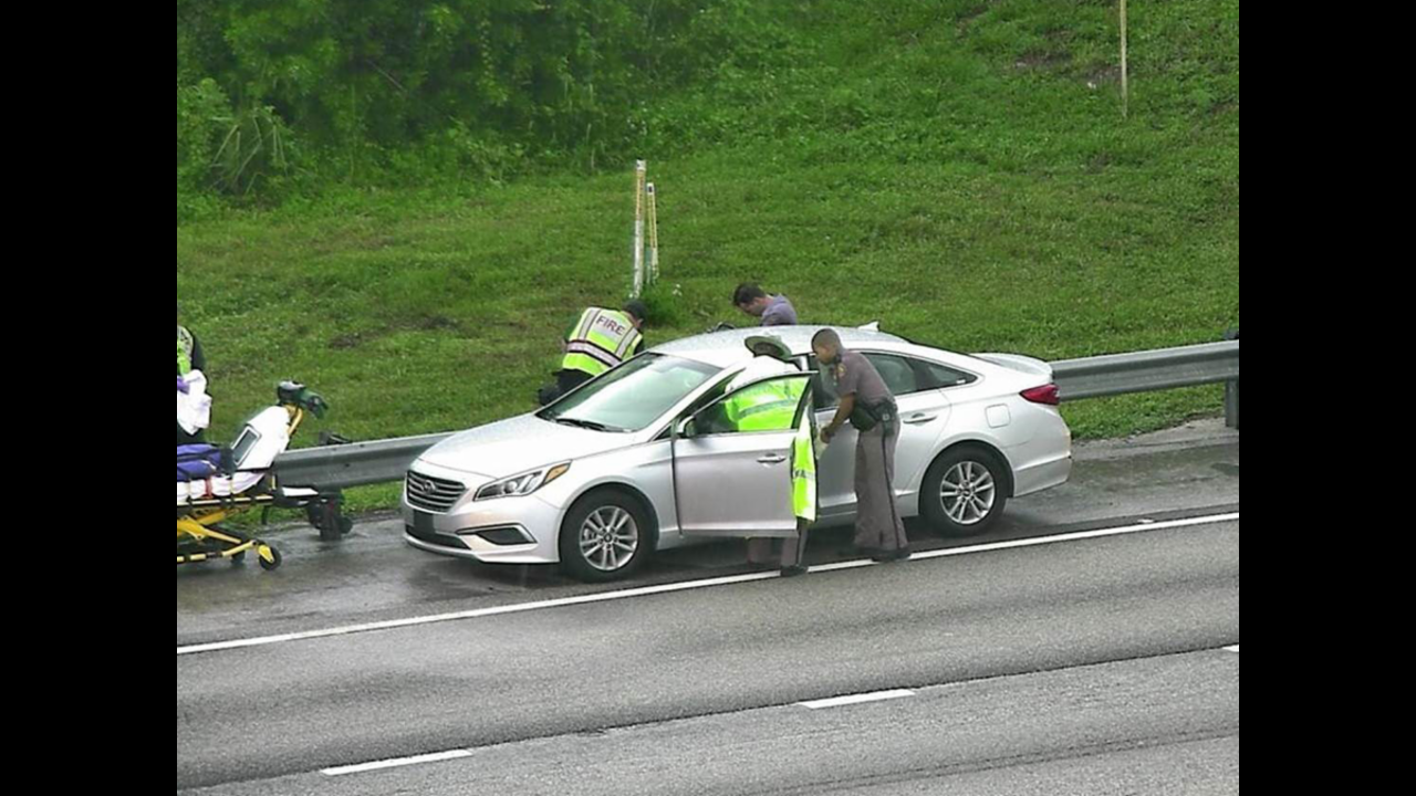 Wife arrested after domestic fight on Turnpike near Palm Beach ...