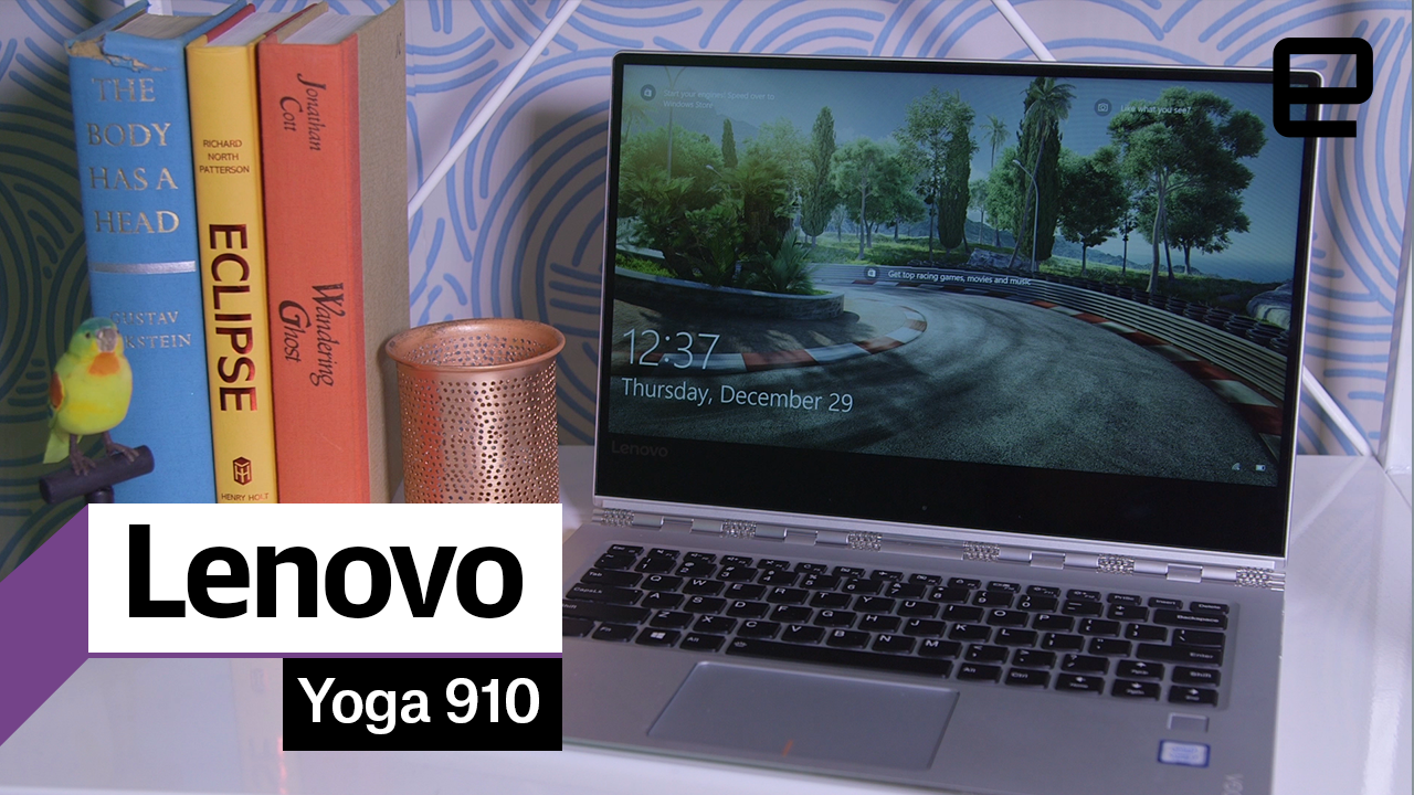 Lenovo Yoga 910 review: The devil is in the details