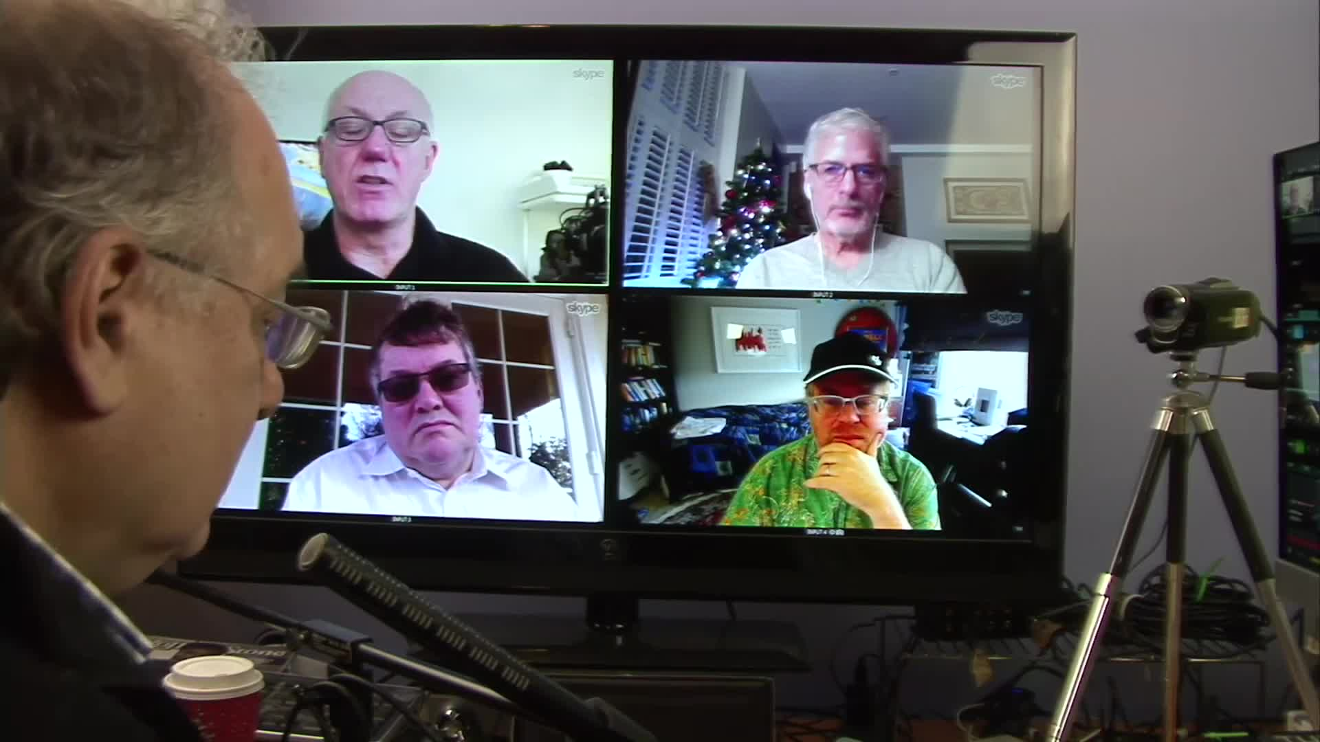 Gillmor Gang: Open and Shut