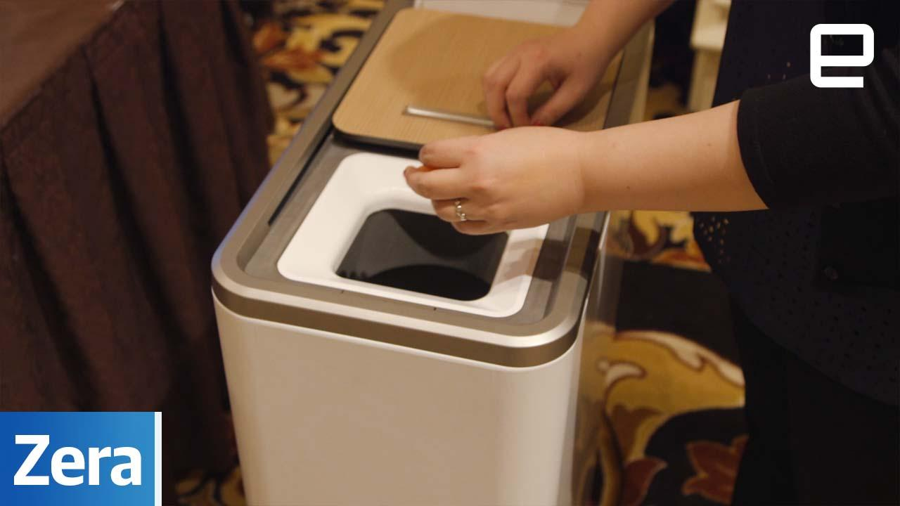 Whirlpools Zera Food Recycler Turns Food Scraps Into Fertilizer
