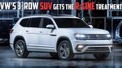 2018 Volkswagen Atlas R-Line   Autoblog Minute