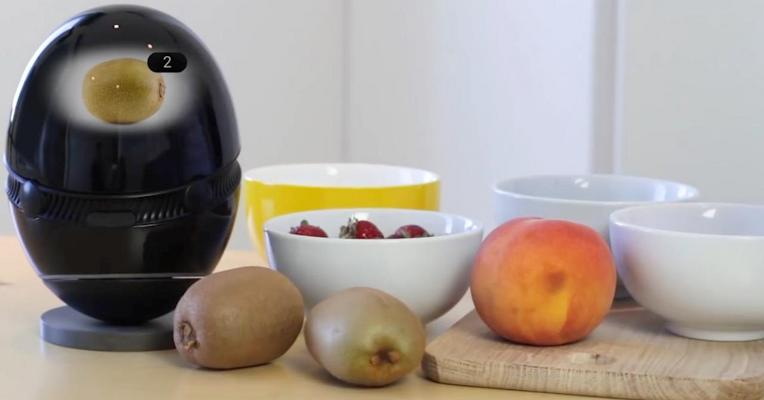 photo image Hello Egg puts a friendly voice-powered cooking assistant in your kitchen