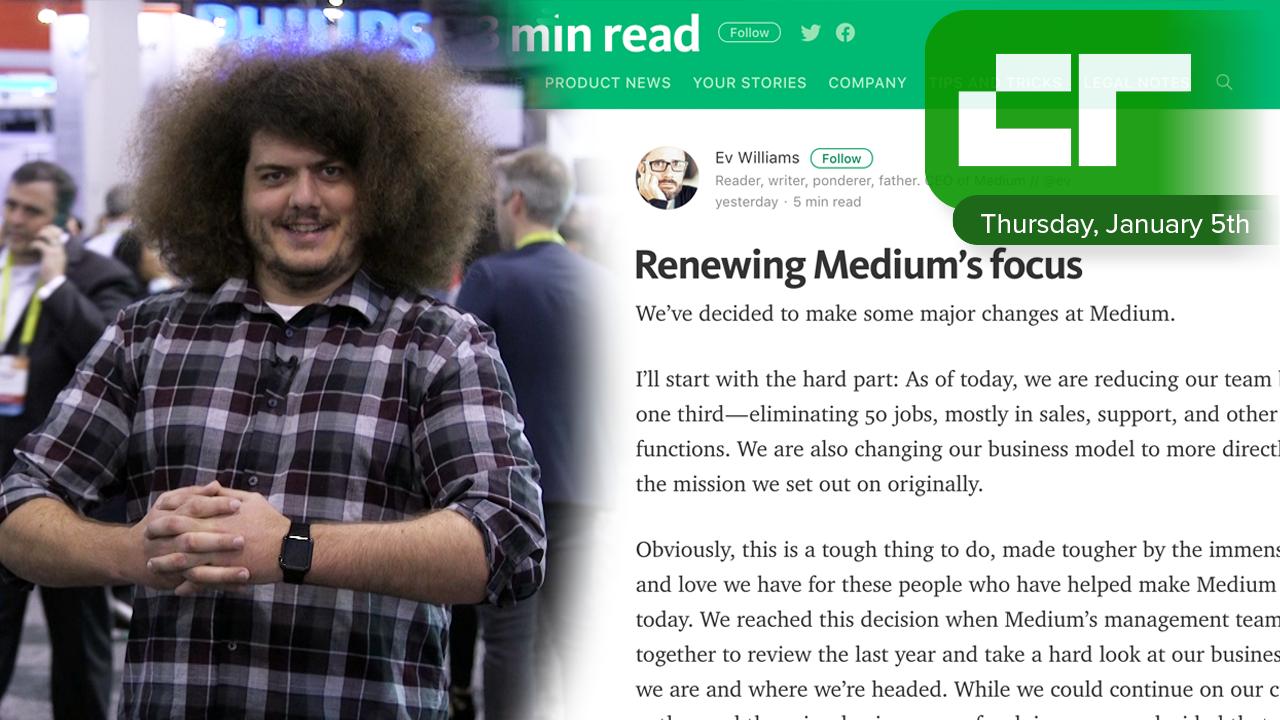 Medium in the Hot Seat | Crunch Report