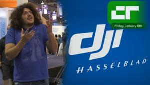 DJI открывает свой кошелек для Hasselblad | Хруст отчет