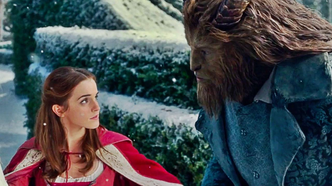 Beauty And The Beast TV Spot 2017