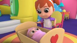 Luke & Lily - Rock a bye baby   Kids songs   Lullaby...
