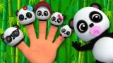 baby bao panda | the wheels on the bus | 3d rhymes | nursery rhymes | baby videos