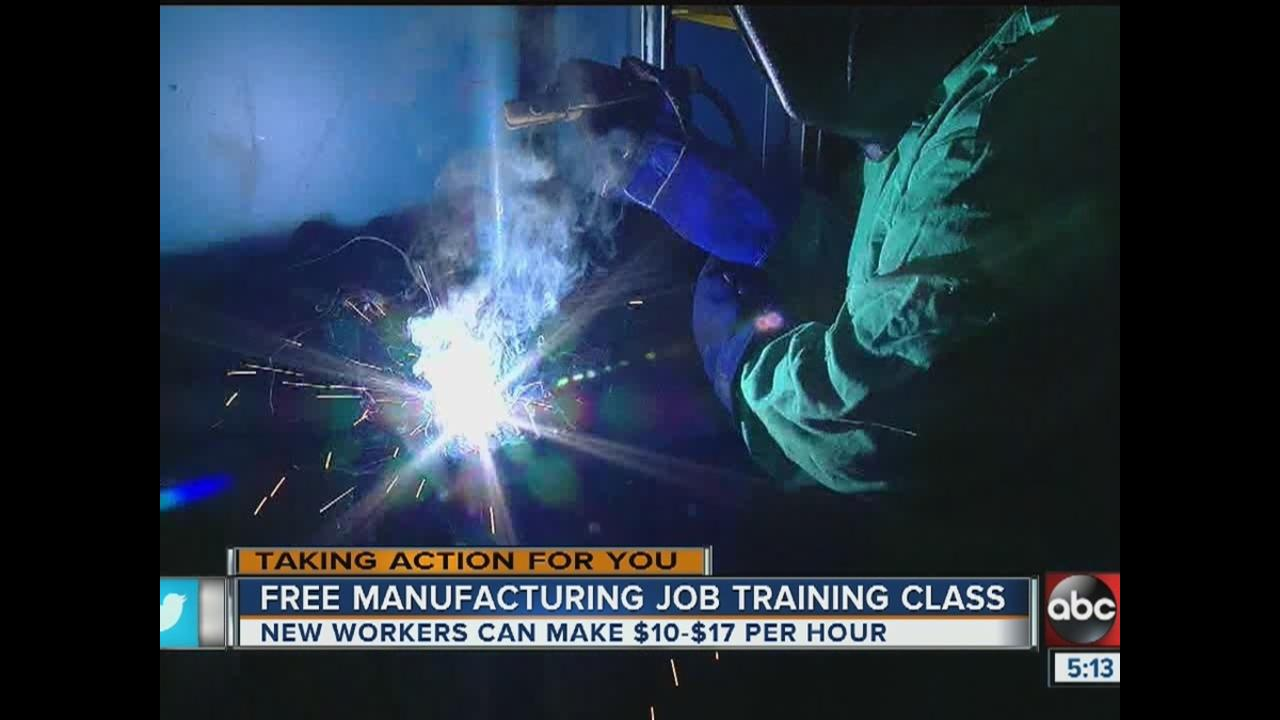 Free training course available for welding soldering cabling and free training course available for welding soldering cabling and cnc machining abcactionnews wfts tv 1betcityfo Gallery