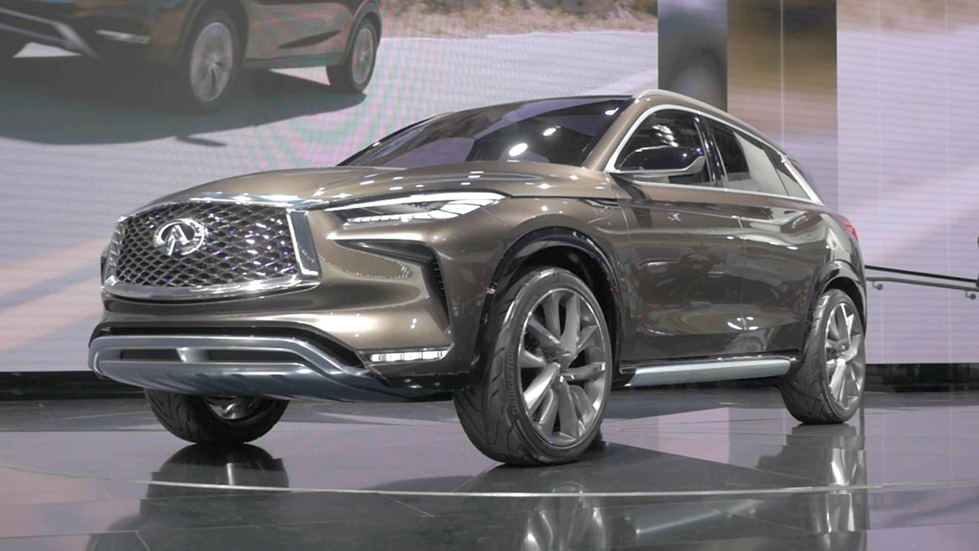 infinity specs pictures infiniti suv information