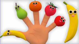 Fruits Finger Family | Learn Fruits | Fruits Song | ...