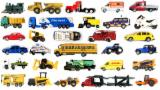 Learn Street Vehicles For Children Kids Babies Toddlers With Bus Car Truck Ambulance Taxi Police Car