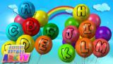 Alphabets Song | Balloons ABC
