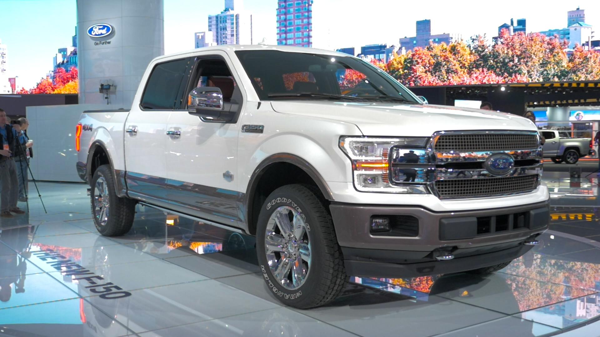 Ford To Recall 13M F 150 And Super Duty Trucks Doors Could Fly