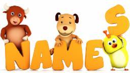 Learn Animal Names | Animal Song | 3d Kids Videos