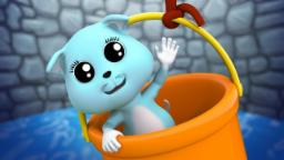 Ding Dong Bell | Nursery Rhymes Songs | Video For Ki...
