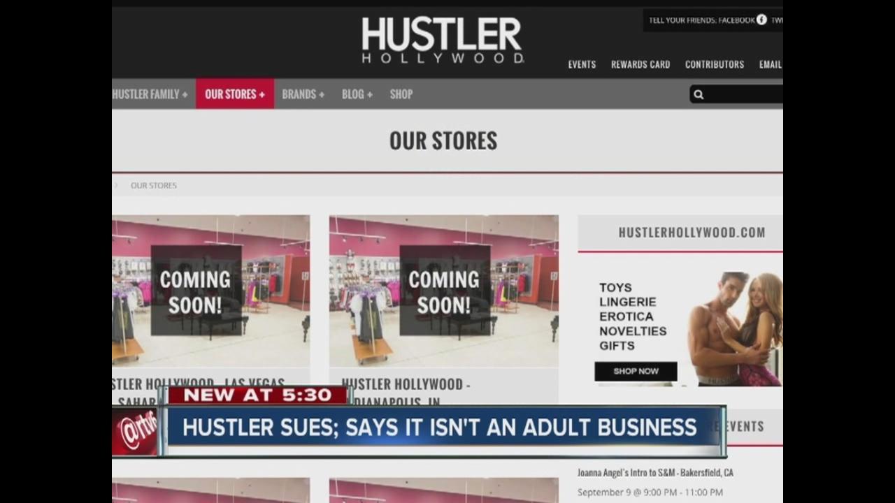 Hustler tv listings