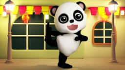 Bao Panda | If You're Happy and You Know It | Nurs...