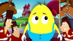 Humpty Dumpty Sat On A Wall | Nursery Rhymes For Chi...