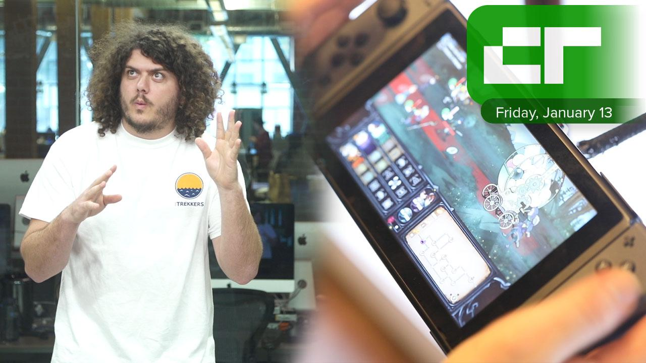Nintendo Switch Hits the Market on March 3 | Crunch Report