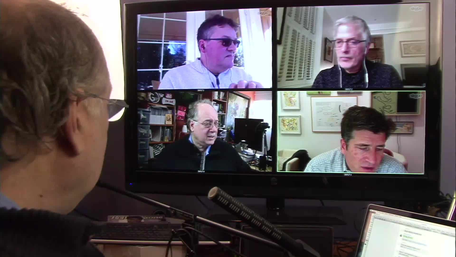 Gillmor Gang: Cold Turkey