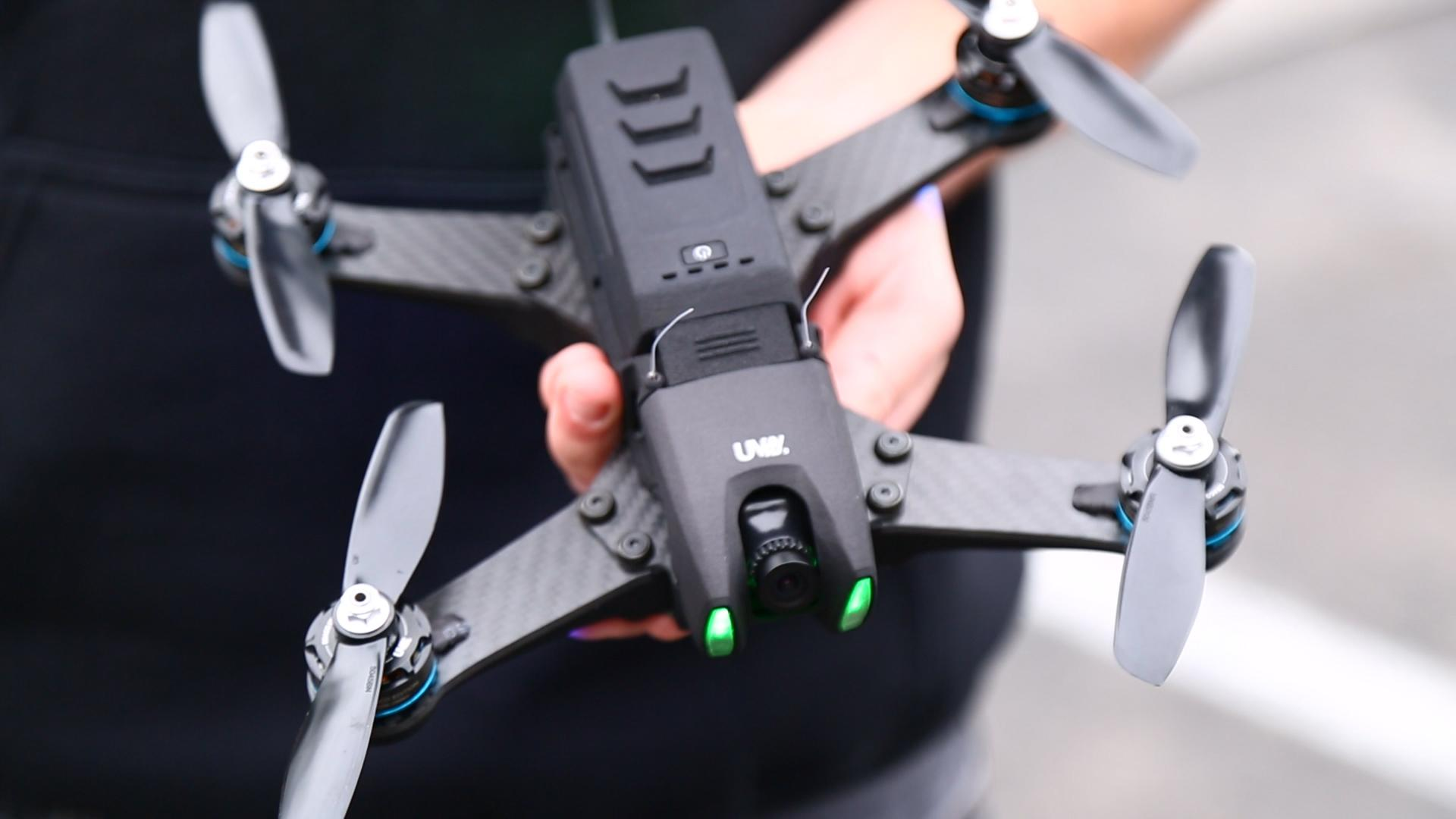 UVify's high speed racing drone