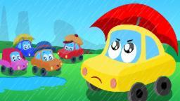 Rain Rain Go Away | Nursery Rhymes For Kids