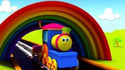 Bob The Train | Bob On A Color Ride