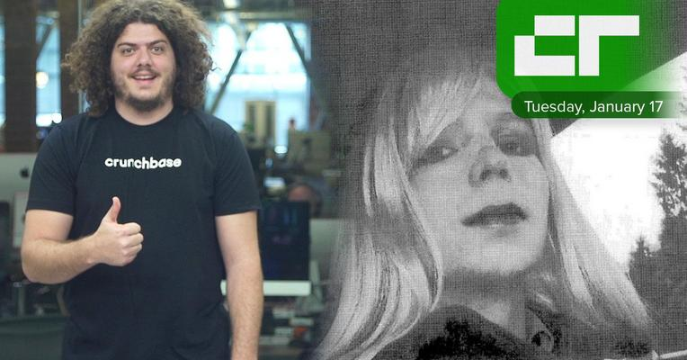 Crunch Report | Chelsea Manning to Be Freed in May