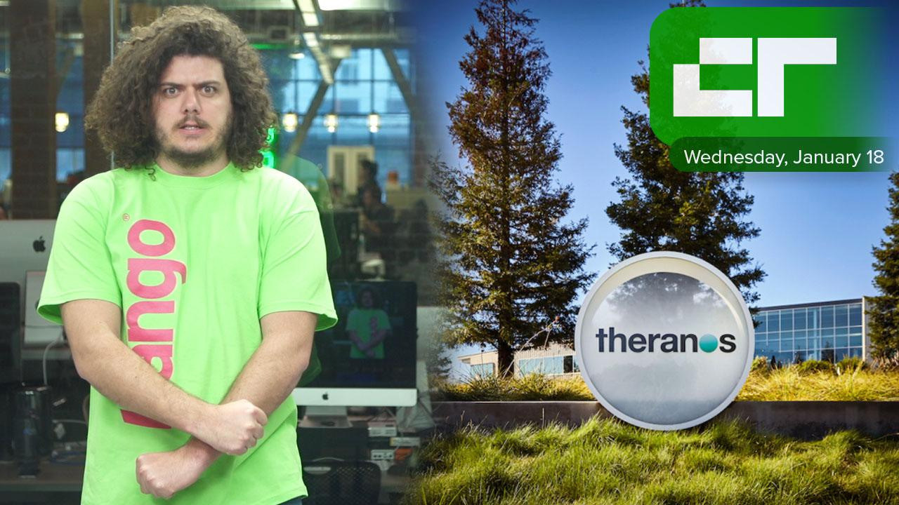 Theranos' last blood lab closed after failing inspection | Crunch Report