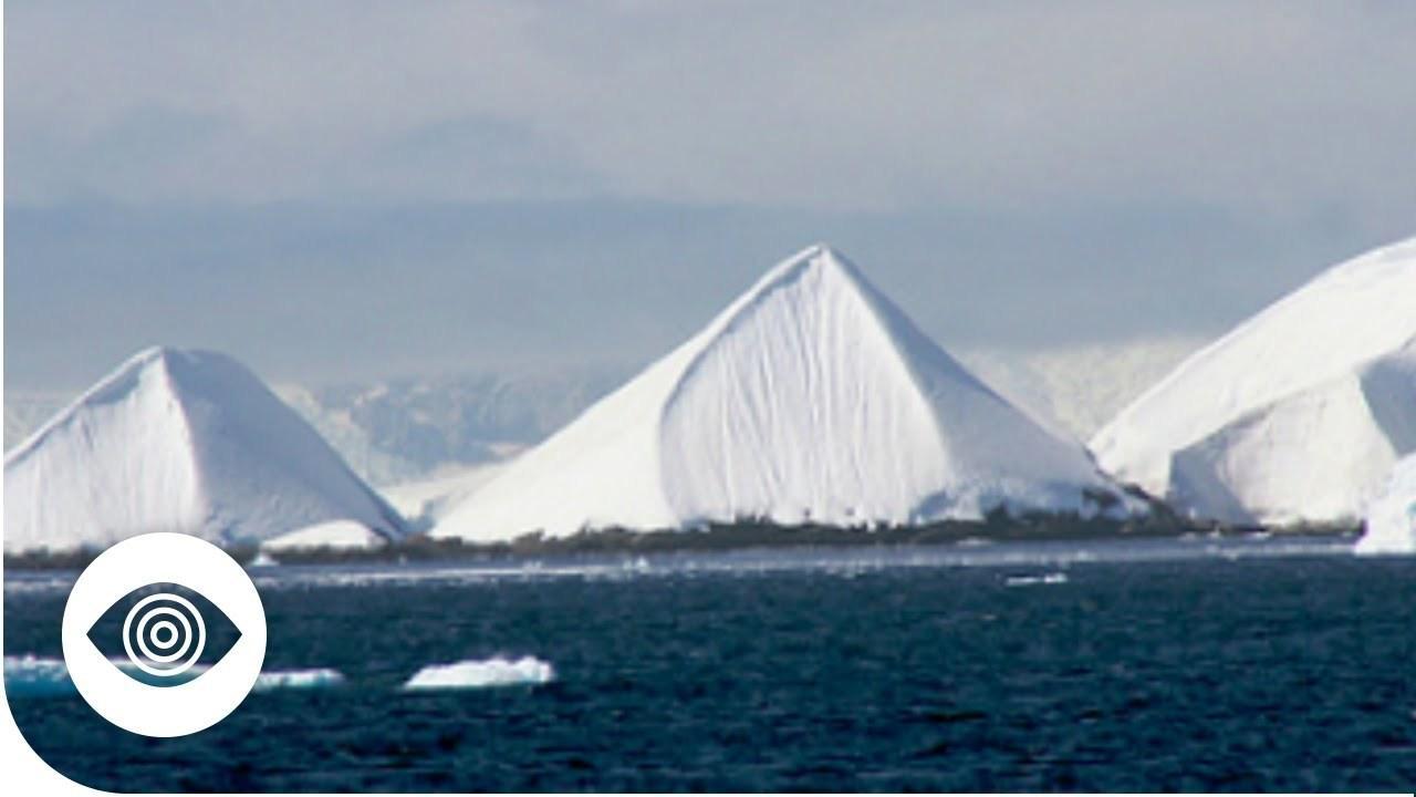 Man Made Pyramids Discovered On Antarctica Aol Uk Travel