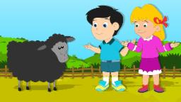 Baa Baa Black Sheep - Nursery Rhyme with lyrics
