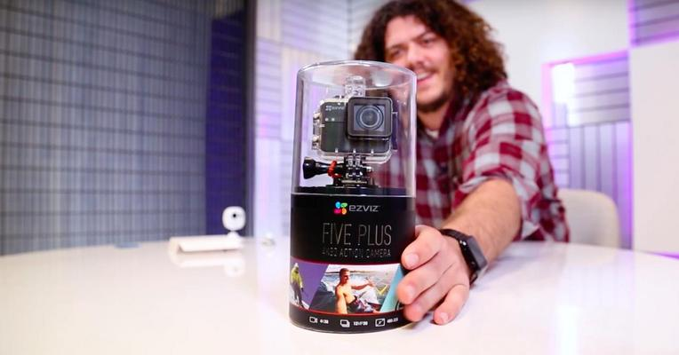 Unboxing six gadgets from CES 2017