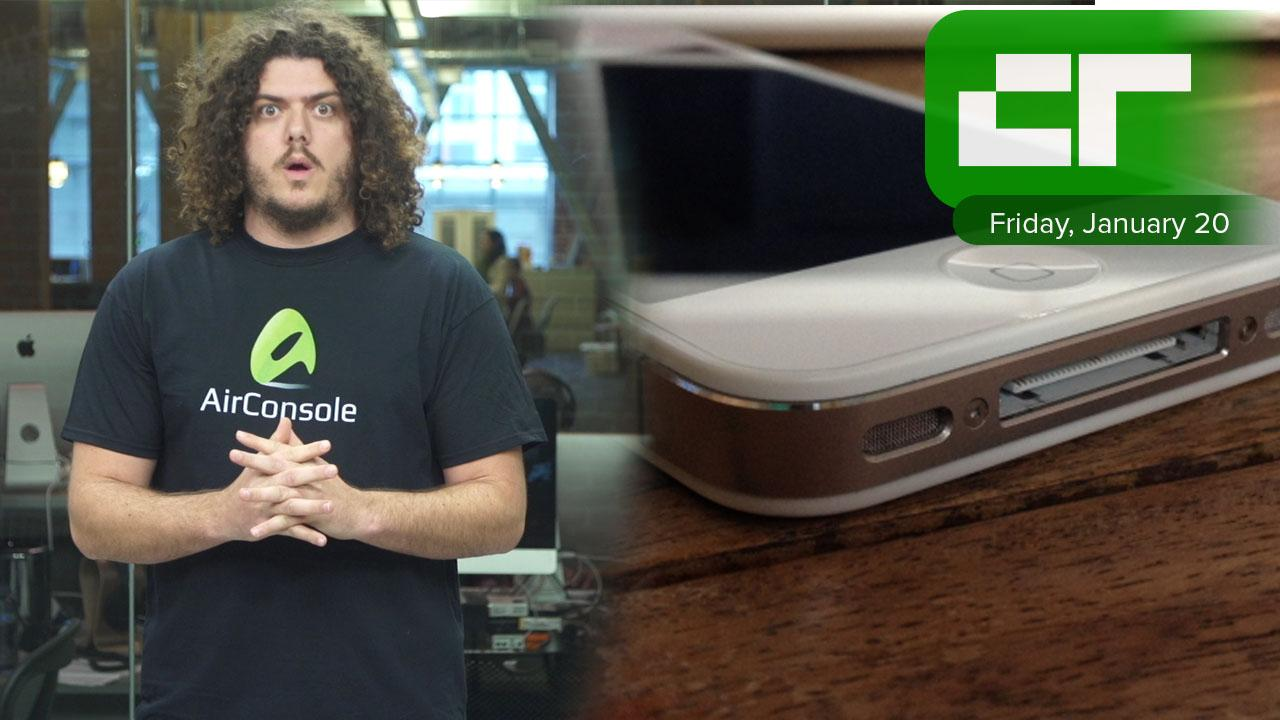 Apple Suing Qualcomm for $1 Billion | Crunch Report